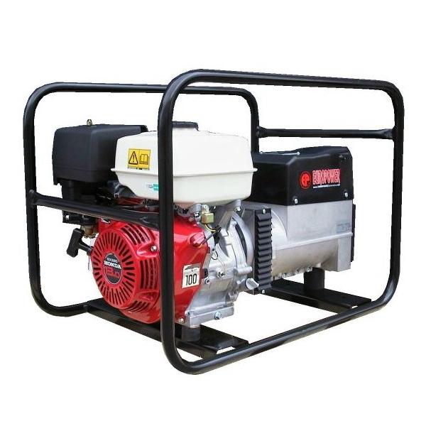 Генератор бензиновый Europower EP 200 X 3X230V для ж/д в Климовске