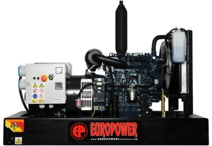 Генератор дизельный Europower EP 163 DE в Климовске