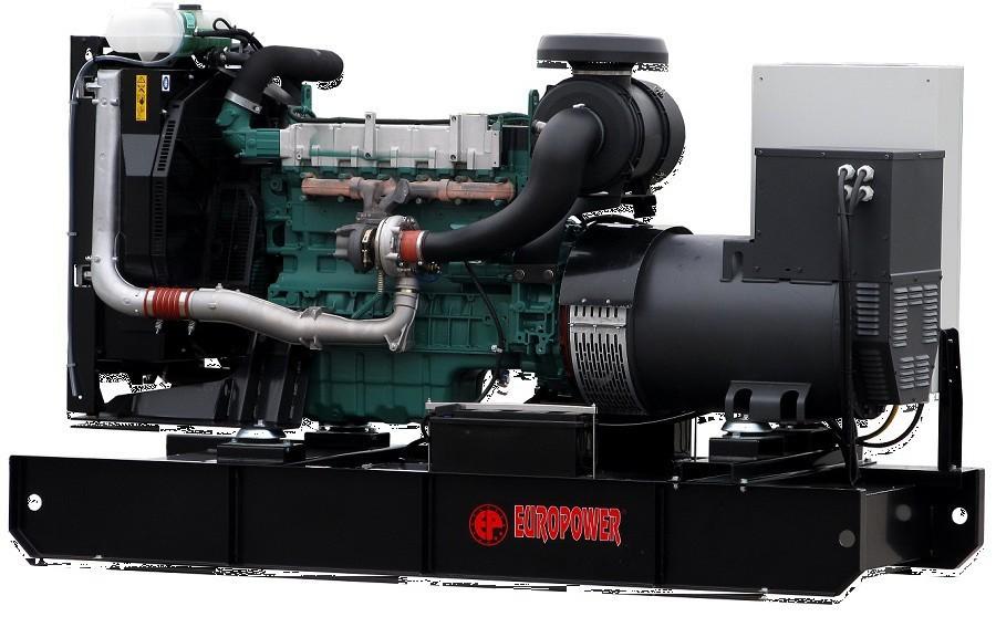 Генератор дизельный Europower EP 200 TDE в Климовске