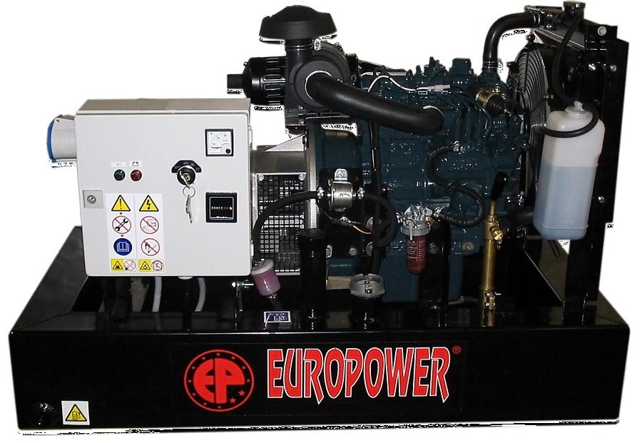 Генератор дизельный Europower EP 30 DE в Климовске